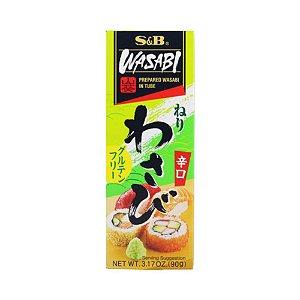 Wasabi Neri Raíz Forte 90g- S&B