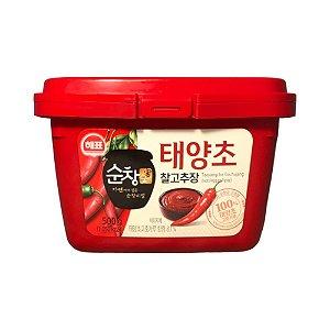 Pasta de Pimenta Koreana Taeyangcho Gochujang 500g - Sajo
