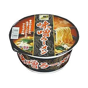 Lamen Instantâneo Bowl Misso 83g - Sunaoshi