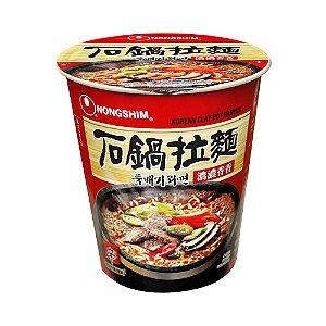 Macarrão Cup Noodle Clay Pot Misso 70g - Nongshim