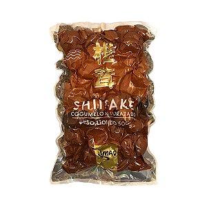Cogumelo Shitake Desidratado 500g - MAC