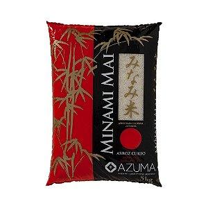 Arroz Grão Curto 5Kg - Minami Mai - Azuma Kirin