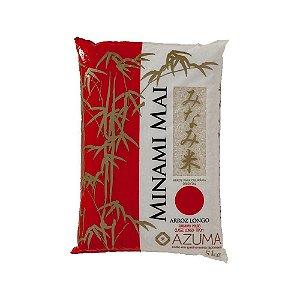 Arroz Grão Longo 5Kg - Minami Mai  - Azuma Kirin