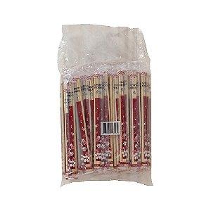 Hashi Waribashi de Bambu com 100 pares - Mac
