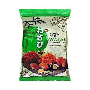 Wasabi em Pó 1kg - Mac