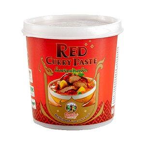 Pasta de Curry Vermelho 400g - Pantai