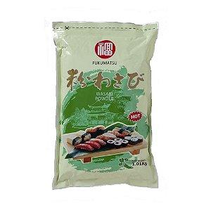 Wasabi em Pó 1kg - Fukumatsu