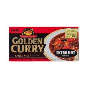 Golden Curry Ookara 220g (Extra Forte) - S&B