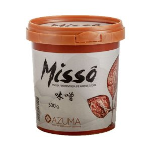 Misso (Massa de Soja) 500g Pote - Azuma Kirin