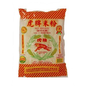 Macarrão de Arroz Bifum 300g - Tigre Rice Stick