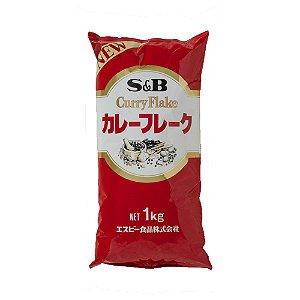 Curry Flake New 1Kg - S&B