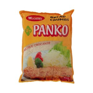 Farinha de Rosca Panko 1kg - Woomtree