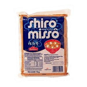 Misso Shiro (Massa de Soja) 1kg - Sakura