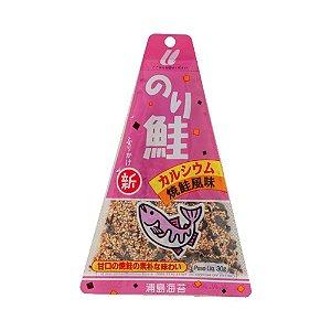 Furikake Triângulo Nori Sake (Salmão e Alga) 30g - Urashima