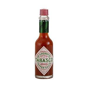 Molho de Pimenta Red Pepper Sauce Original 60ml - Tabasco