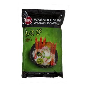 Wasabi em Pó 1kg - GW