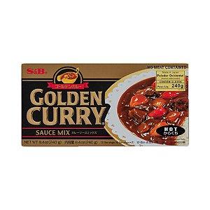 Golden Curry Karakuchi 220g (Forte) - S&B