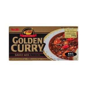 Golden Curry Karakuchi 220g (Forte) - S&B