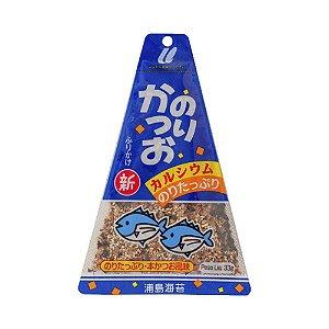 Furikake Triângulo Nori Katsuo 33g (Peixe Bonito) - Urashima