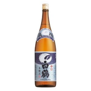 Sake Tokusen Hisho Dry 1,8L - Hakutsuru