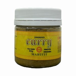 Curry 65g - Maruiti