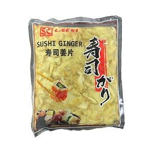Gengibre Para Sushi em Conserva 1kg - L-Seki