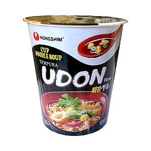 Macarrão Cup Noodle Tempura Udon 62g - Nongshim