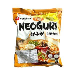 Macarrão Neoguri Frutos do Mar Suave 100g - Nongshim