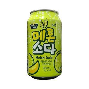 Refrigerante Melão Melon Soda 350ml - SFC