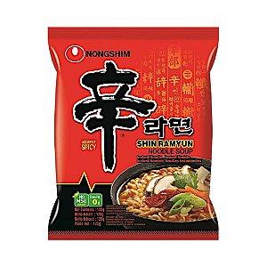 Macarrão Shin Ramyun Gourmet Apimentado 120g - Nongshim