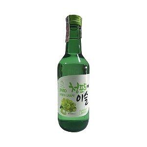 Soju Coreano Uva Verde 360ml - Jinro