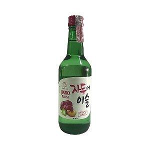Soju Coreano Ameixa 360ml - Jinro
