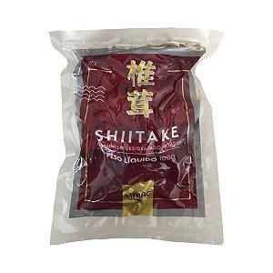 Cogumelo Shiitake Desidratado Fatiado 100g - MAC