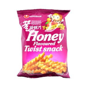 Salgadinho Palito de Mel Honey 75g - Nongshim
