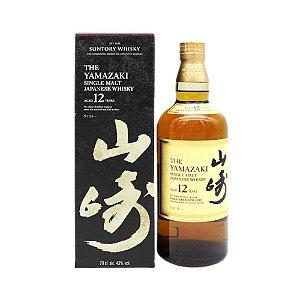 Whisky The Yamazaki 12 anos - 700ml - Suntory
