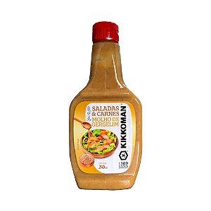 Molho de Gergelim Para Saladas e Carnes 240mL - Kikkoman