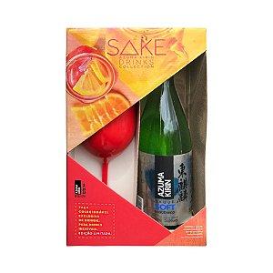 Azuma Kirin Soft 720ml Drinks Collection Edição Limitada