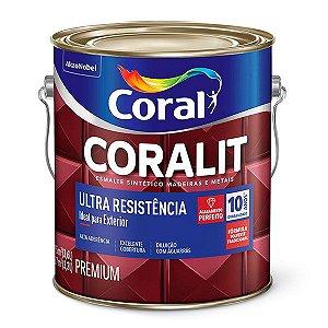 Esmalte Sintético Coralit Acetinado