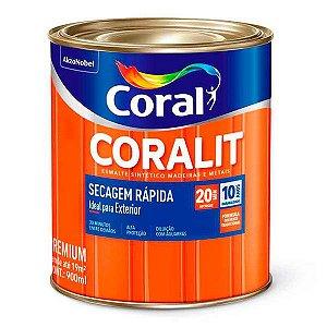 Secagem Rápida Solvente Coralit
