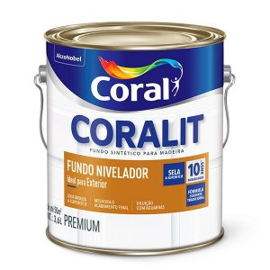 Fundo Sintético Nivelador Coralit
