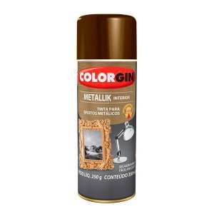 Spray Metallik Colorgin