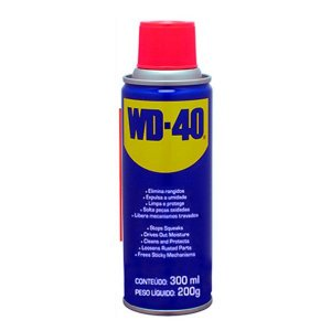 Óleo WD 40