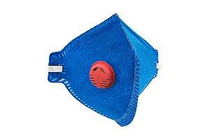 Respirador Pro Agro - PFF1(S) com Válvula