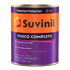 Tinta Suvinil Fosco Completo 800ml