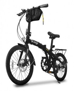 BIKE DOBRÁVEL PLIAGE PLUS PRETO