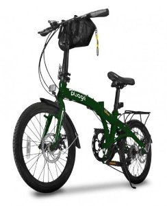 BIKE DOBRÁVEL PLIAGE PLUS  VERDE
