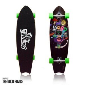 LONGBOARD SPEED RIDER D3