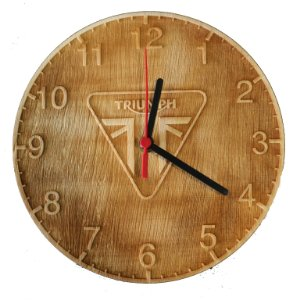Relógio de Parede - enfeite Mod. 03