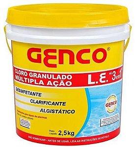 CLORO GRAN.3 EM 1 MULT.ACAO L.E. 2,5KG