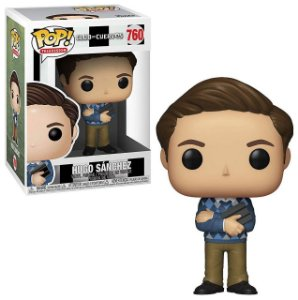 Funko POP 760 Television: Club de Cuervos - Hugo Sanchez